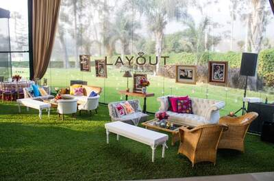 Layout Event Planning