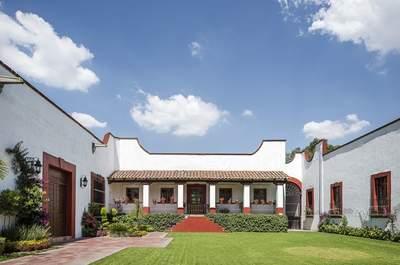 Hacienda el Pedregal - Estado de México