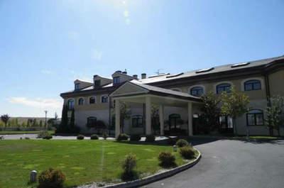 Fontecruz Ávila Golf Hotel