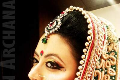Sukul n Archana's Make Up House