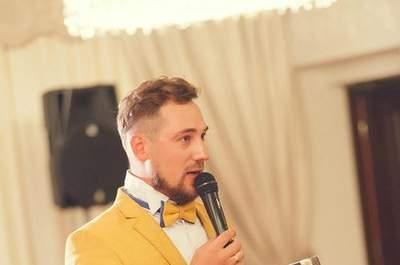 Свадебный ведущий Артем Поляков