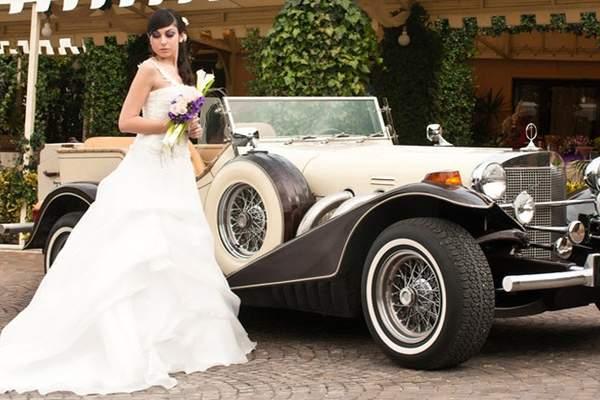Giordanoldcar - Automobili per cerimonia