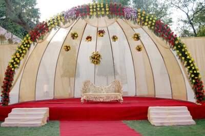 BK Tent house