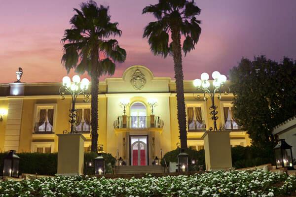 Ville per matrimoni sicilia for Villa isabella caltanissetta