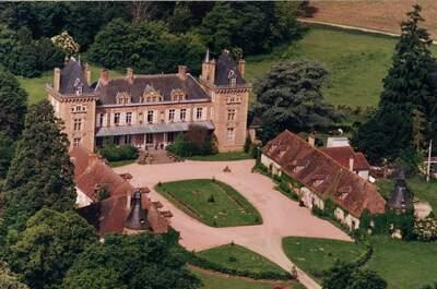 Château des Echerolles