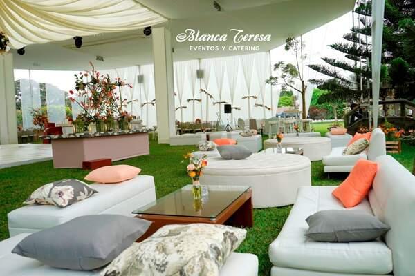 Blanca Teresa - Eventos y Catering