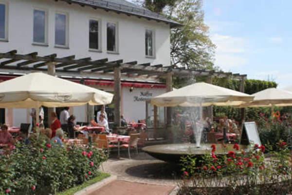 Kaffee Rosengarten