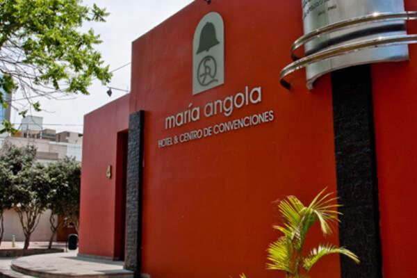 María Angola Hotel & Centro de Convenciones
