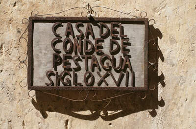 Casa  De Don Andrés De Madariaga y Morales Conde de Pestagua