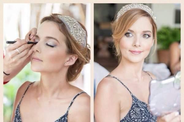 Juliana Bravo Maquilladora Profesional