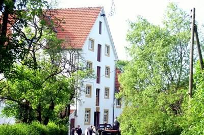 Alte Wassermühle zu Bentrup