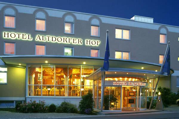 AKZENT Hotel Altdorfer Hof