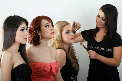 Violeta Rodríguez Professional Make Up & Hairstyle