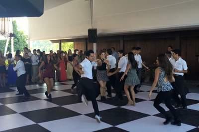 Flashmob AIE
