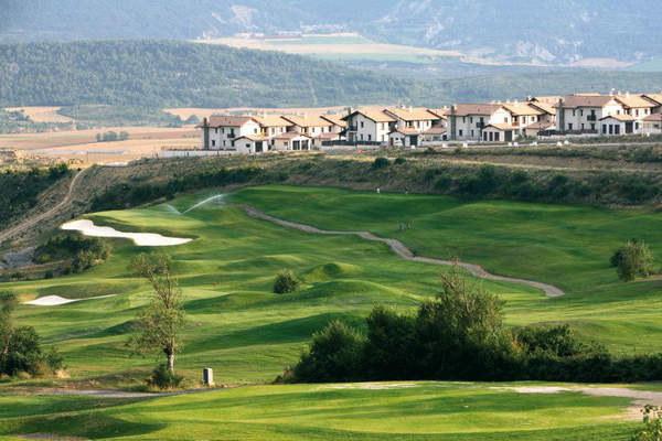 Hotel Barceló Jaca Golf & Spa