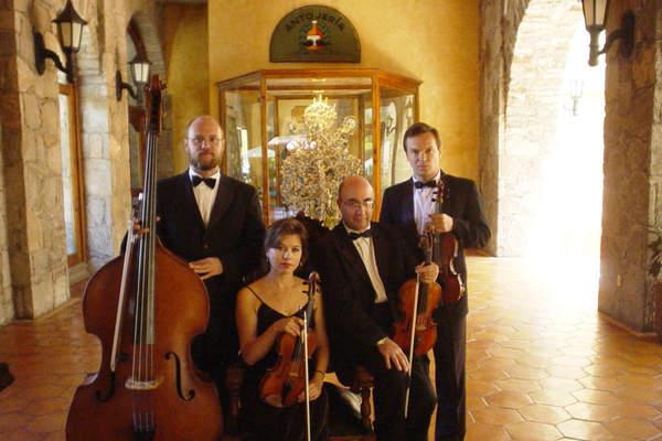 Cuarteto Tres Siglos de Música
