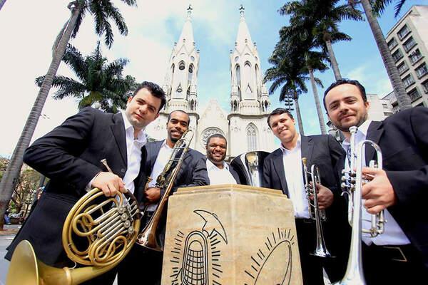 Quinteto Brassuka