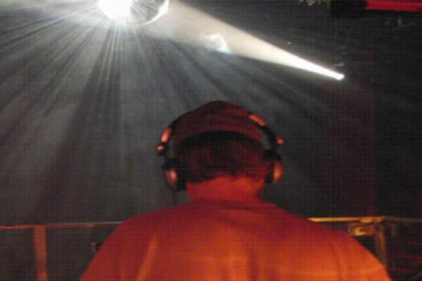 DJ Mit Hut