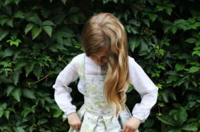 DECOLOVE Atelier sukienki dla dzieci
