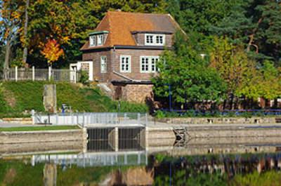Waldbadgaststätte Weixdorf
