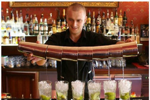 Long Island Bar - Agencja Barmańska