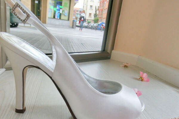 Novias Turquesa - Zapatos