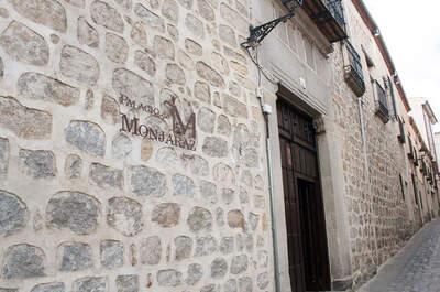 Palacio de Monjaráz
