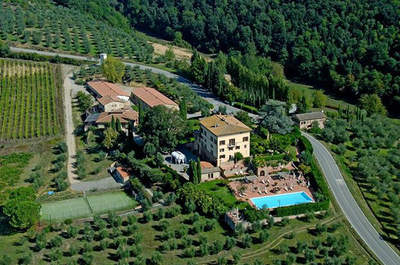 Villa Curina Resort