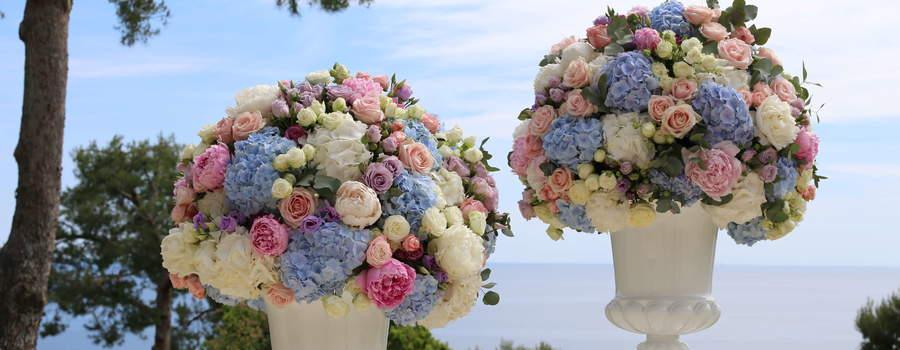 Mariage au Grand Hôtel du Cap Ferrat