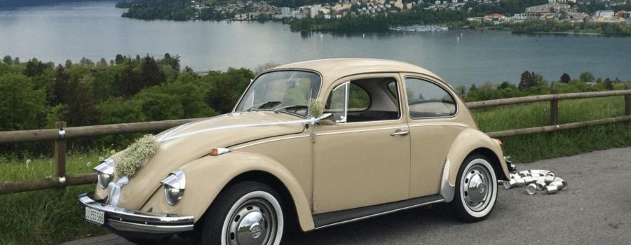 Magras Hochzeitsauto