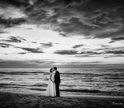 Beispiel: Wunderschöne Portraitaufnahmen von Ihrer Hochzeit, Foto: Yvonne Zemke wedding photography.