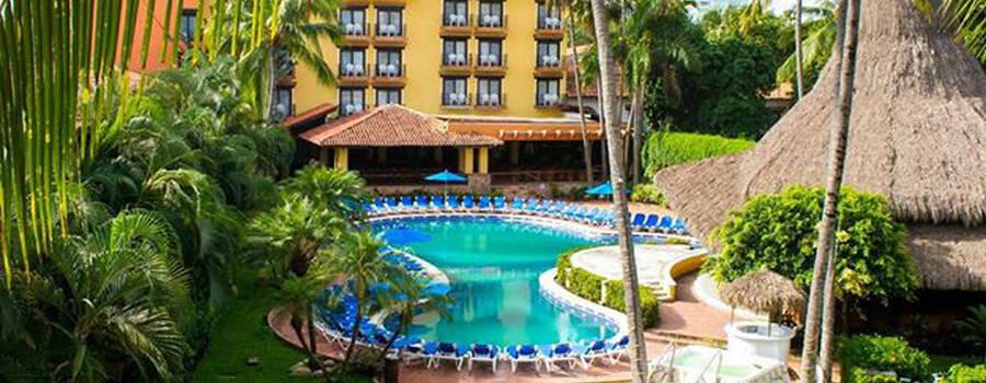 Hacienda Hotel Spa & Beach Club en Perto Vallarta