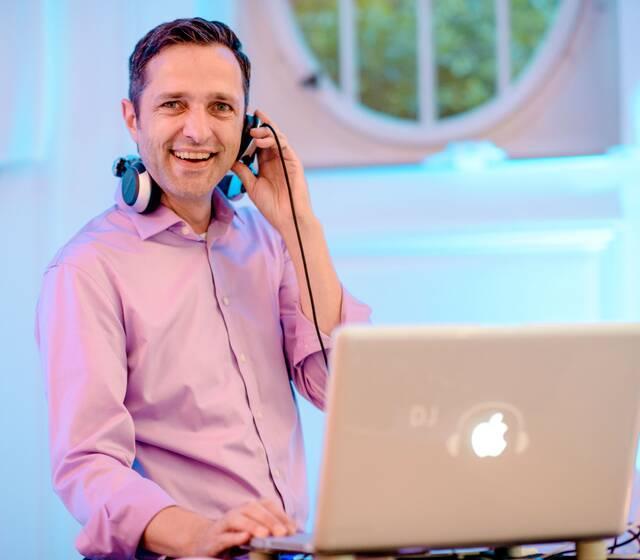 DJ MO von Hertzklopfen