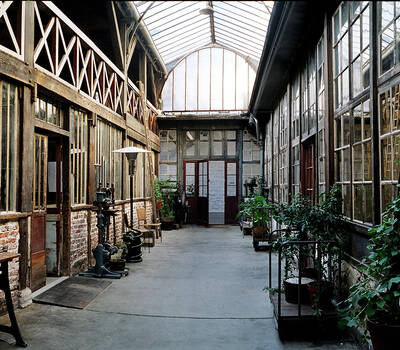 La Cartonnerie Paris - Les Ateliers d'Arnaud
