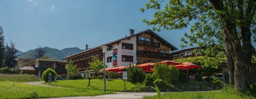 Beispiel: Außenansicht, Foto: Hotel Terrassenhof.