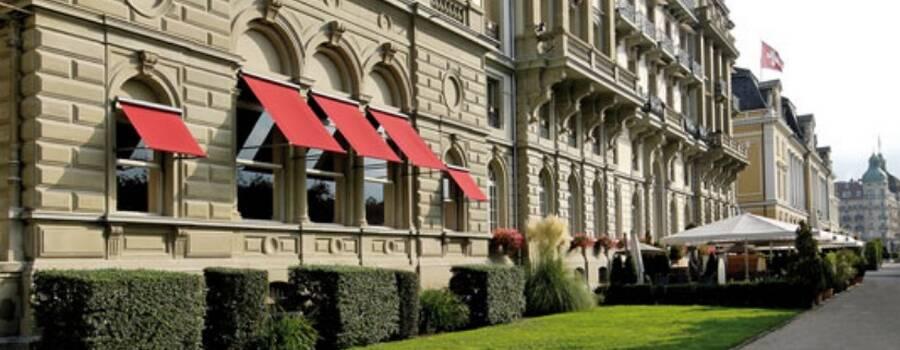 Beispiel: Aussenansicht, Foto: Restaurant 1871.