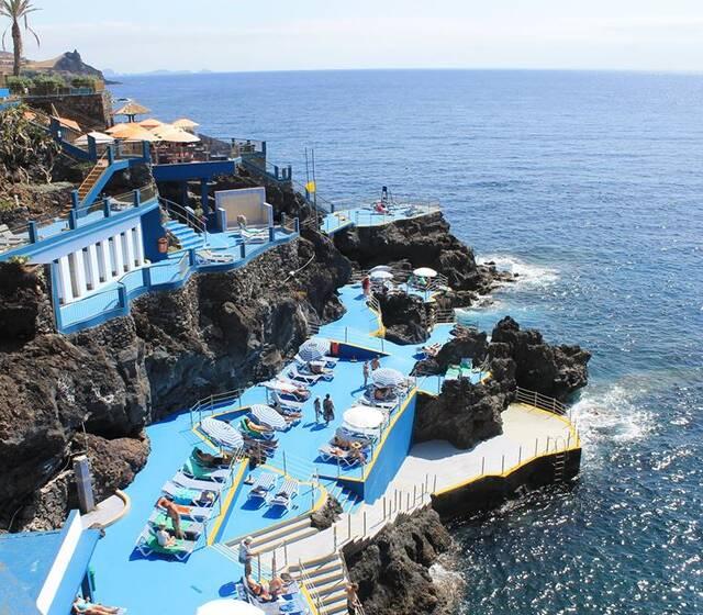 Hotel Rocamar - Madeira
