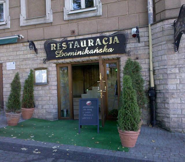 Restauracja Dominikańska w Przemyślu
