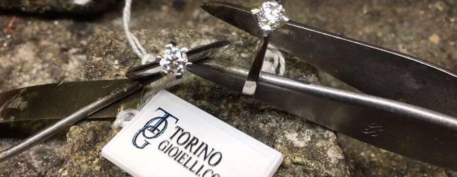 Torinogioielli.com   Anelli Solitari