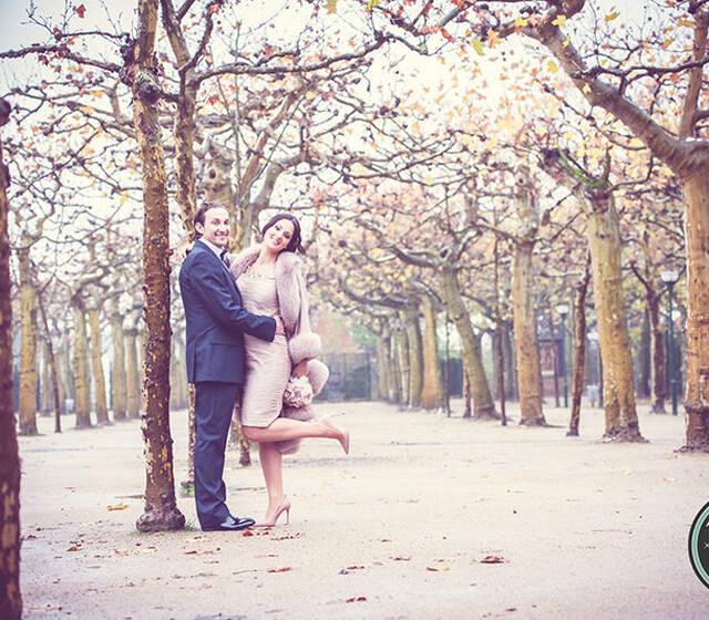 Beispiel: Wunderschöne Fotos von Ihrer Hochzeit, Foto: Tian Lan Photography.