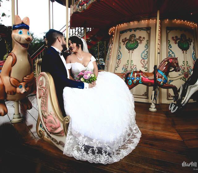 Diana & Argenis Wedding Session