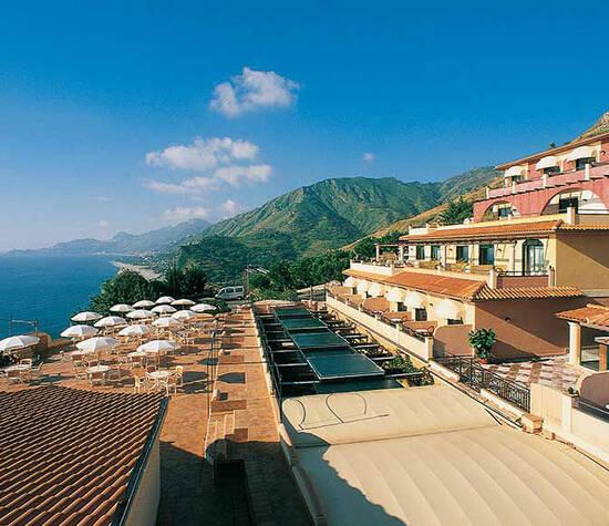 Baia Taormina Grand Palace Hotel Spa Recensioni Foto E Telefono