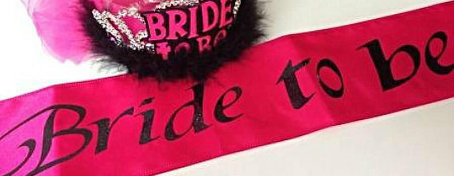 Beispiel: Bride to be, Foto: Wunderwerkstadt.