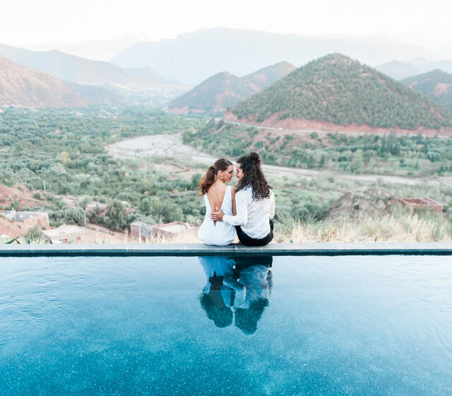 Wit Photography is gespecialiseerd in bruiloften in het buitenland