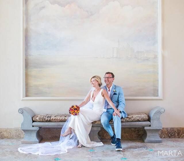 Evelyn & Paul | Ślub w Hiszpanii
