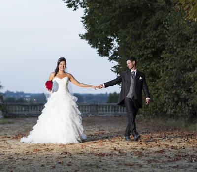 Mariage au Chateau La Dame Blanche - Le Taillan Médoc