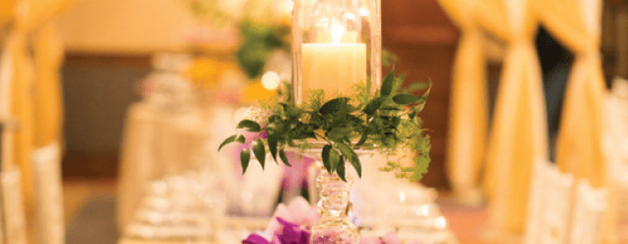 Decoración & Ambientación Banquete Nupcial