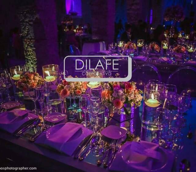 Dilafe Alquiladora y Eventos