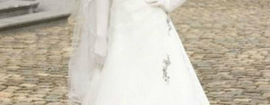 Beispiel: Brautkleid, Foto: Ellis Brautparadies.