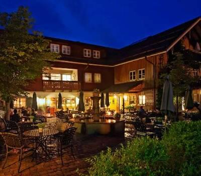 Beispiel: Aussenansicht, Foto: Dorfhaus Thalkirchhof.